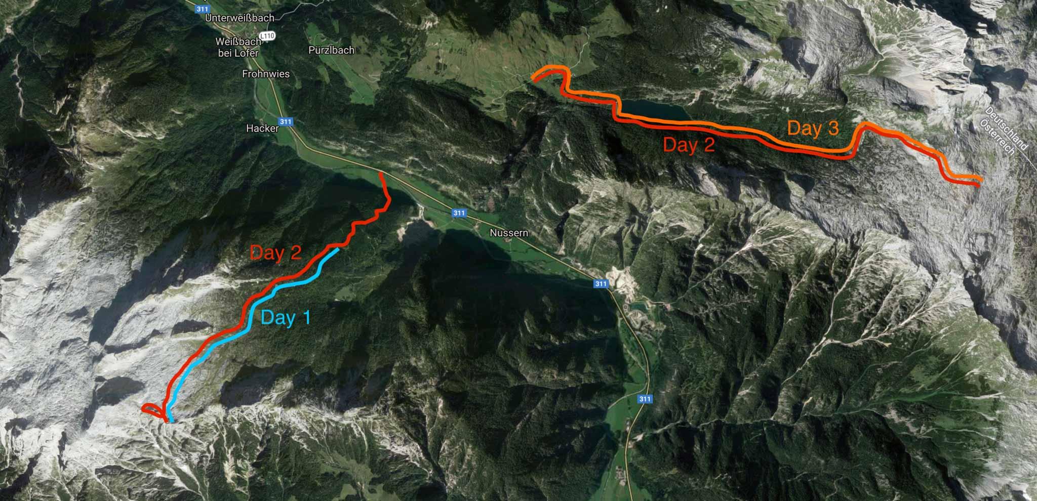 Gravel Bike Map